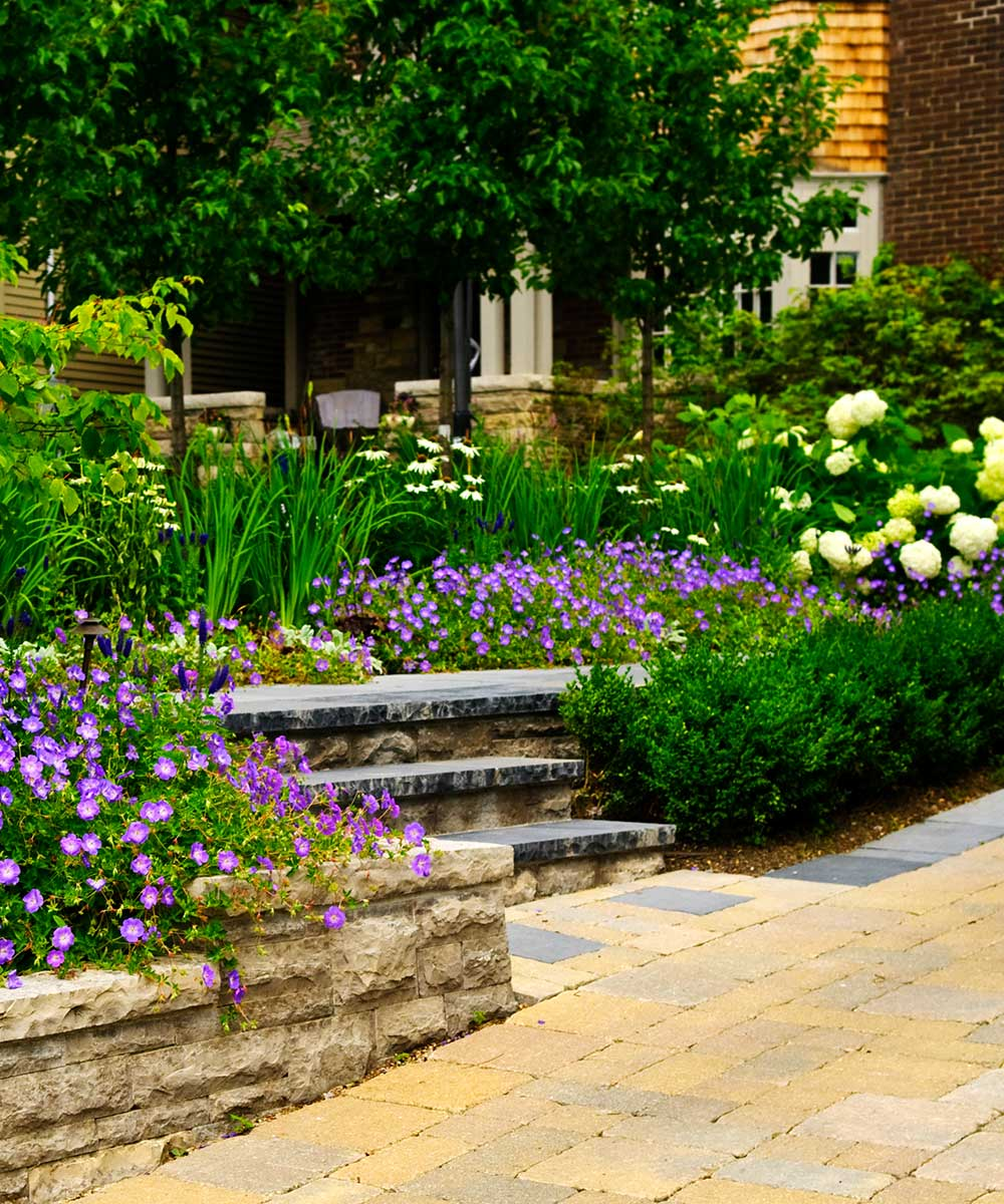Commercial Garden Design Franklin Brentwood And Murfreesboro